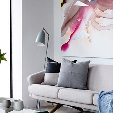 abstract living room all art