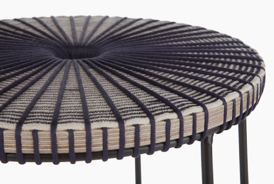 Fade stool detail by Catherine Aitken