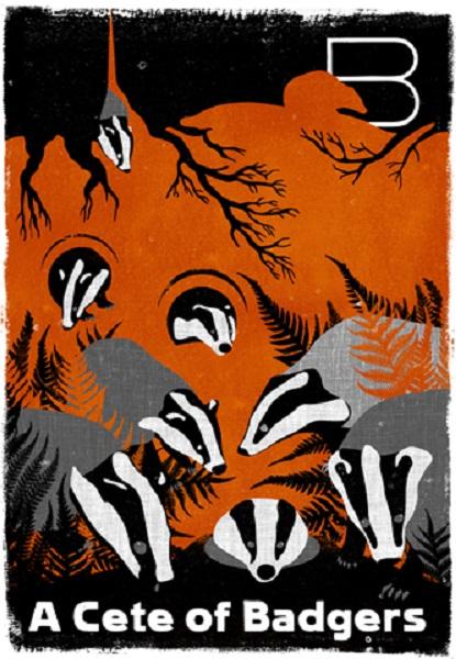 Woopstudios A Cete of badgers