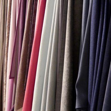 Button on Spring Fabrics