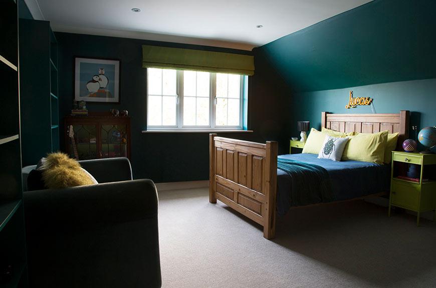 teenagers bedroom after image. u201c & A Smartstyle Design Journey: A Tweenageru0027s Bedroom in Tunbridge ...