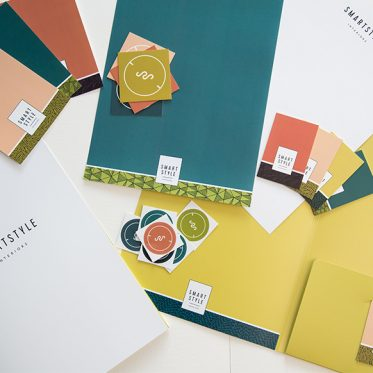 Smartstyle Interiors Stationery Rebranding