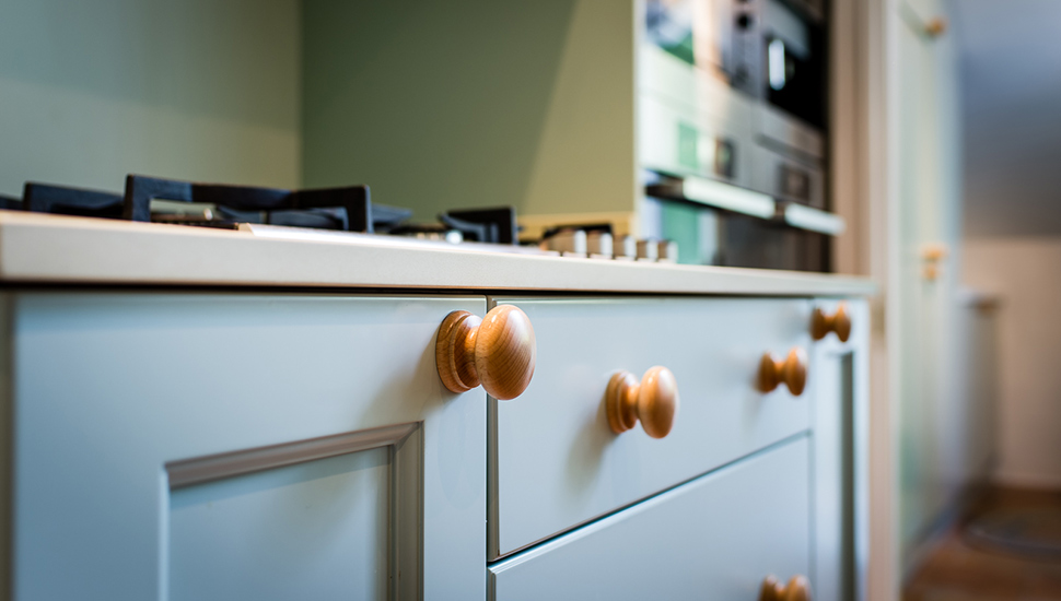 Duck Egg kitchen cabinets kitchen redesign