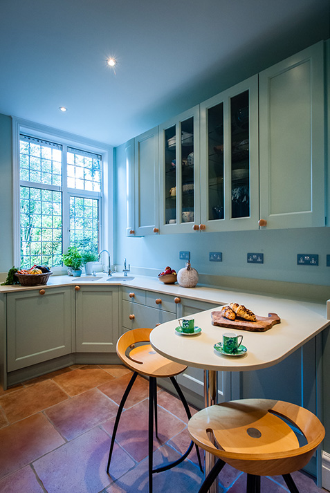 Duck Egg kitchen cabinets kitchen redesign