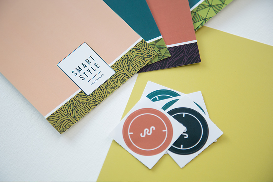 Smartstyle Interiors Stationery