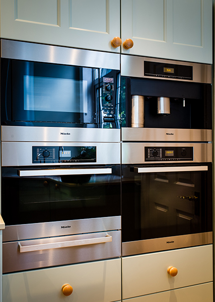 kitchen ovens with cupboards